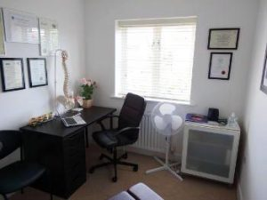 Advance Chiropractic Clinic Room 2