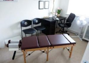 Advance Chiropractic Clinic Room