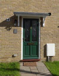 Advance Clinic front door