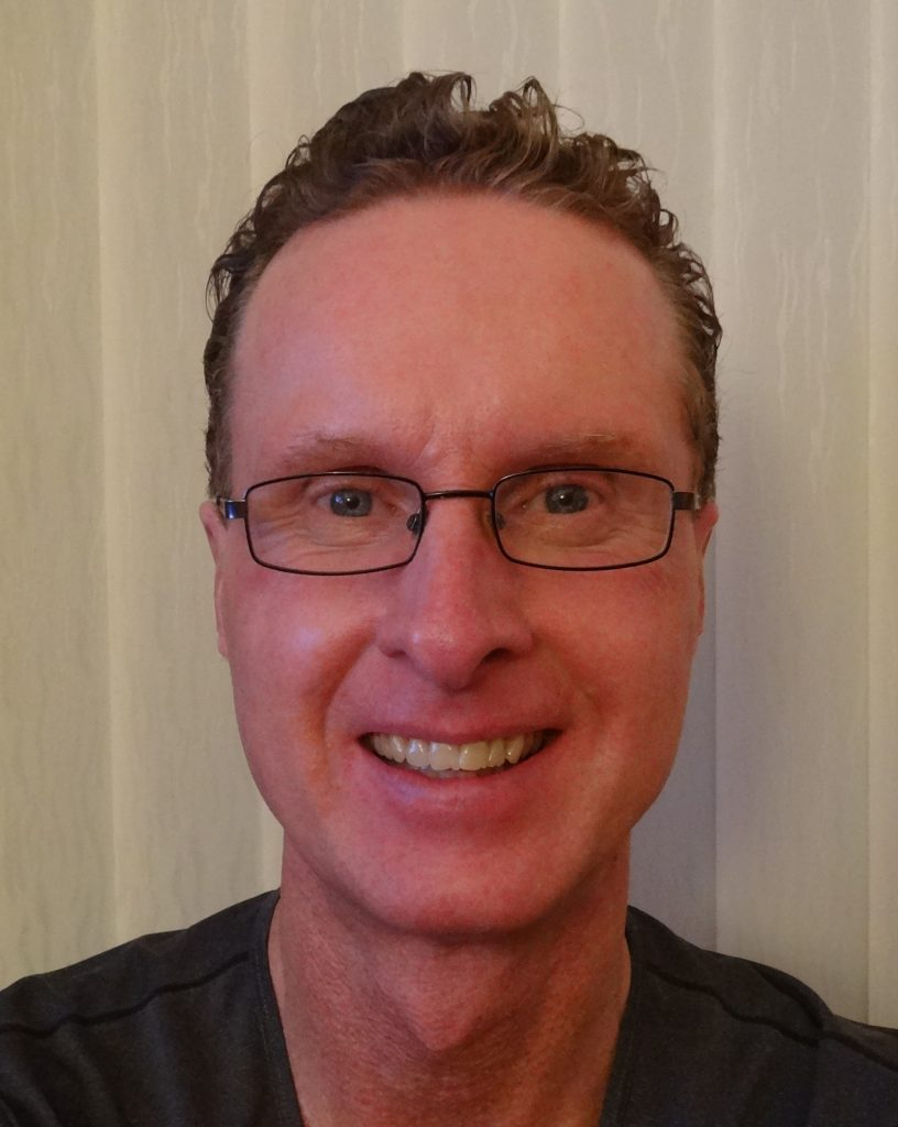 Photo of Advance Clinic's Practitioner Dr David Wheeler